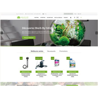 Aquiflor lance son webshop r alis avec mercator for Jardinerie belgique en ligne
