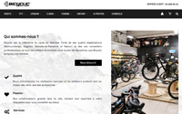 Bicyclic e-commerce Mercator