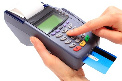 ERP integration with payment terminals